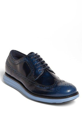 Cole Haan 'LunarGrand' Longwing available at #Nordstrom