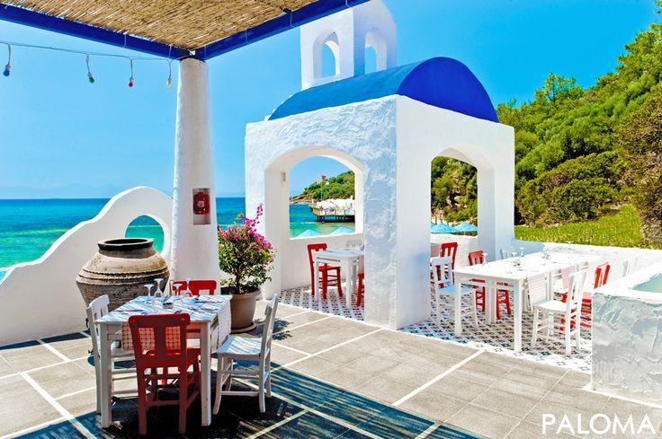 Paloma Pasha Resort Snack Bar #PALOMA #Pasha