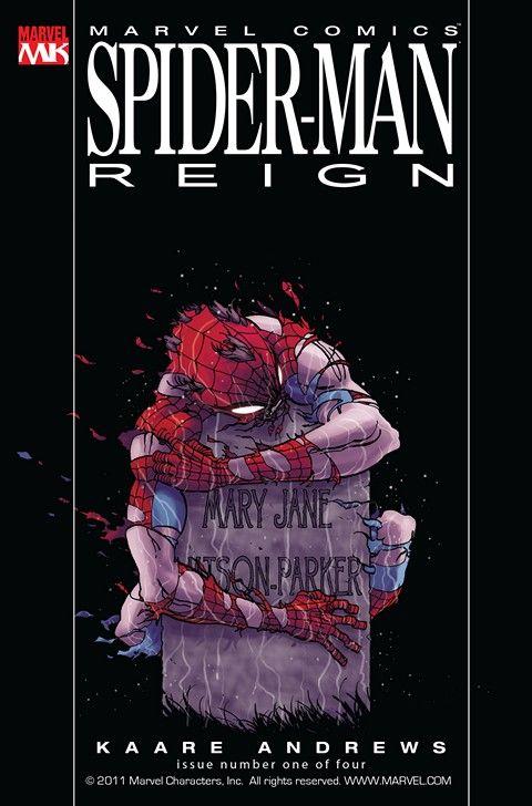 Spider-Man - Reign #1 - 4 – GetComics