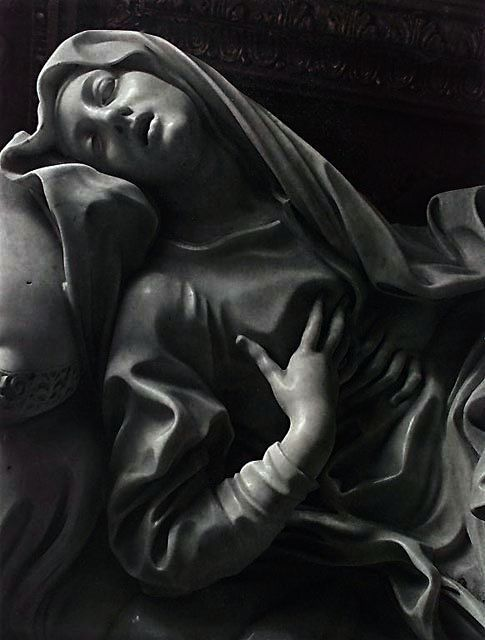 BERNINI Gian Lorenzo - Italian (Naples 1598-1680 Rome) - Beata Ludovica Albertoni