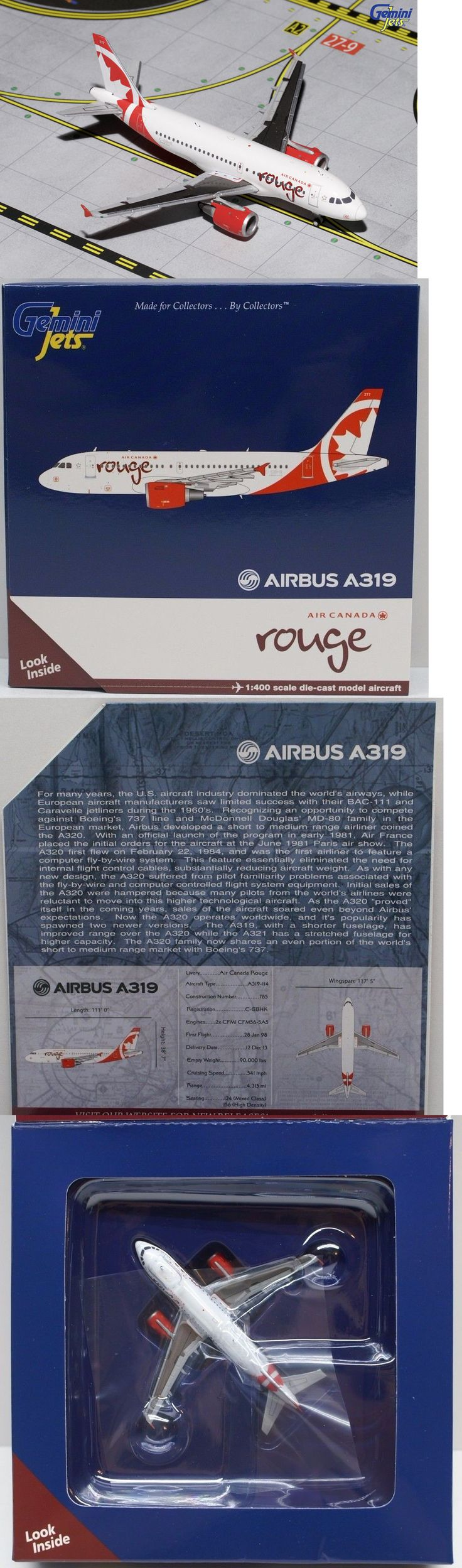 Contemporary Manufacture 19029: Gemini Jets Air Canada Rouge Airbus A319 1 400 Gjaca1414 -> BUY IT NOW ONLY: $31.99 on eBay!