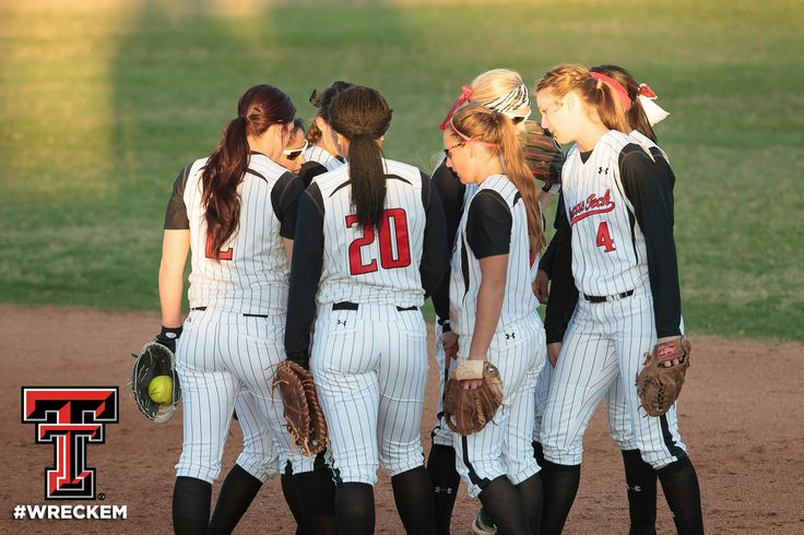 Texas Tech Softball!