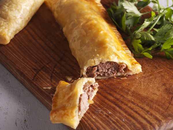 Sausage rolls. So easy and quick to make – this may soon become your trademark treat for all occasions.
