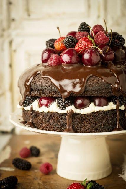 Sexta Básica e naked cake!