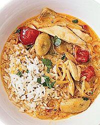 West African Chicken Soup