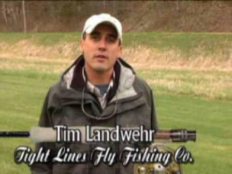 Tight Lines-Learning to Fly Cast Part 1. This is 1 of a 3 part series on the basics of fly casting. Check us out at www.tightlinesflyshop.com Tim Landwehr of Tight Lines Fly Fishing Co. will help you bet...