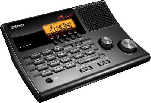 Uniden BC340CRS 100-Channel Clock Radio Scanner by Uniden. $93.71. Amazon.com                 Uniden's BC340CRS scanner is a multi-featured conventional channel scanner. You can easily enter and store frequencies for police, fire/emergency, marine, air, amateur, and other radio services into 100 channels over ten banks. The scanner also lets you listen to NOAA weather broadcasts for valuable information specific to your location. The scanner's clock displays wh...