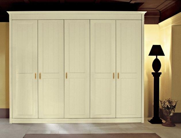 Free Standing Wardrobe Closet Closet Furniture Wooden Closet