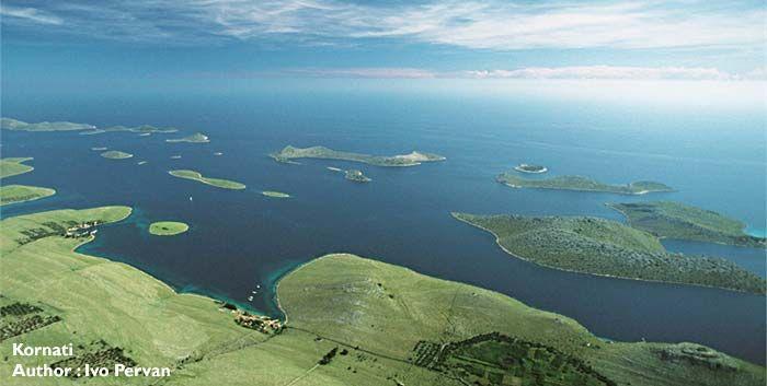 National park Kornati - beautifull islands