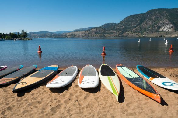Stand Up Paddleboarding with Kids in the Okanagan Valley: Tips and Rental Locations – Backwoods Mama