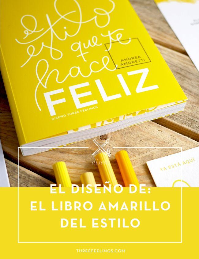 diseño editorial el libro amarillo del estilo