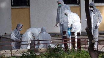 Σε εξέλιξη οι έρευνες της ΕΛΑΣ έξω από το Α.Τ. Δάφνης - ΦΩΤΟ   Άνδρες του τμήματος εξουδετέρωσης εκρηκτικών μηχανισμών πραγματοποιούν έρευνες έξω από το αστυνομικό τμήμα Δάφνης όπου τα ξημερώματα... from ΡΟΗ ΕΙΔΗΣΕΩΝ enikos.gr http://ift.tt/2lG2BBg ΡΟΗ ΕΙΔΗΣΕΩΝ enikos.gr