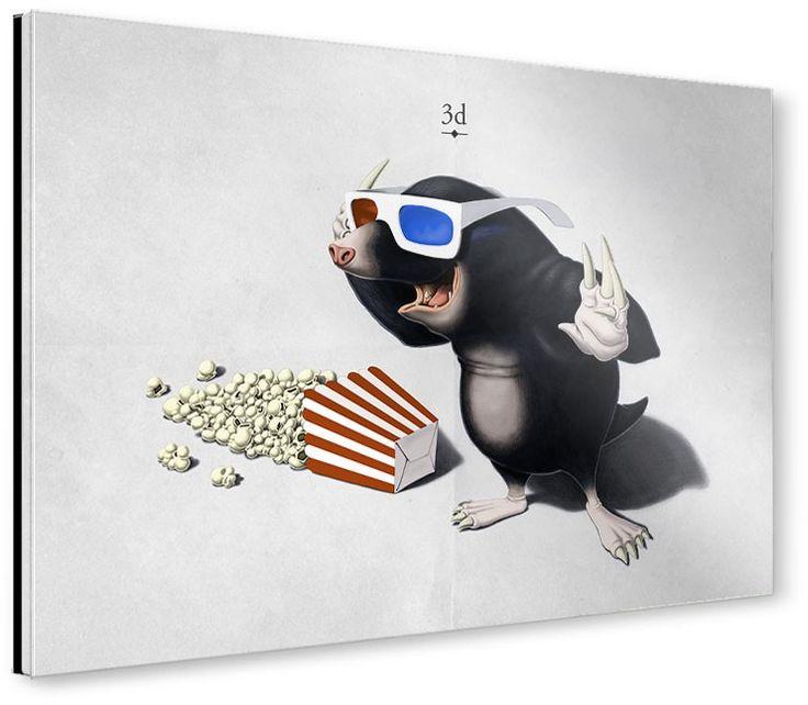 3D art | decor | wall art | inspiration | animals | home decor | idea | humor | gifts