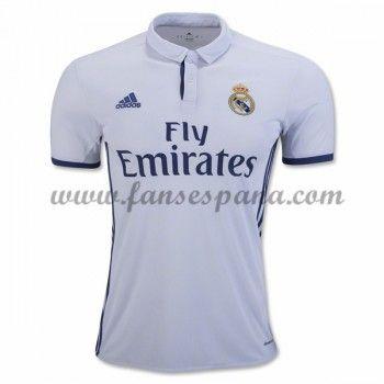Camisetas De Futbol Real Madrid Primera Equipación 2016-17