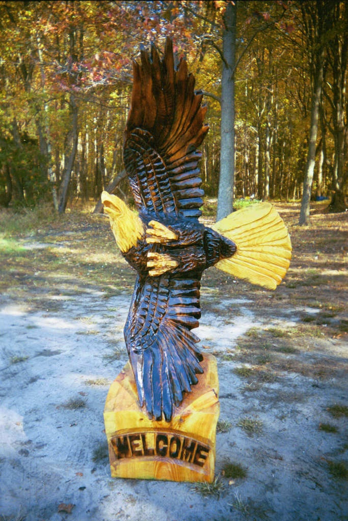 Images about tree carvings on pinterest chainsaw