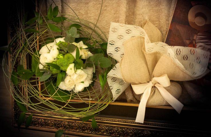 EPIRUS WEDDING SHOW - Floral Artist Ντίνος Μαβίδης & Concept Stylist Μάνθα Μάντζιου