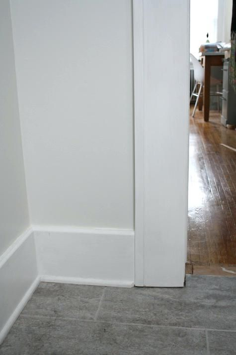 Modern Door Frame Molding Interior Trim Options Meets Floor Baseboard Moldingmoldingsmodern