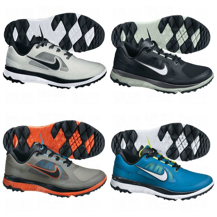 NIKE Mens Golf Free Impact Golf shoes