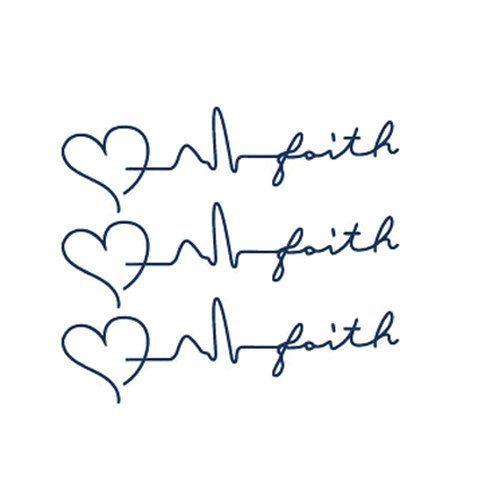 Electrocardiograma Corazon Tattoos