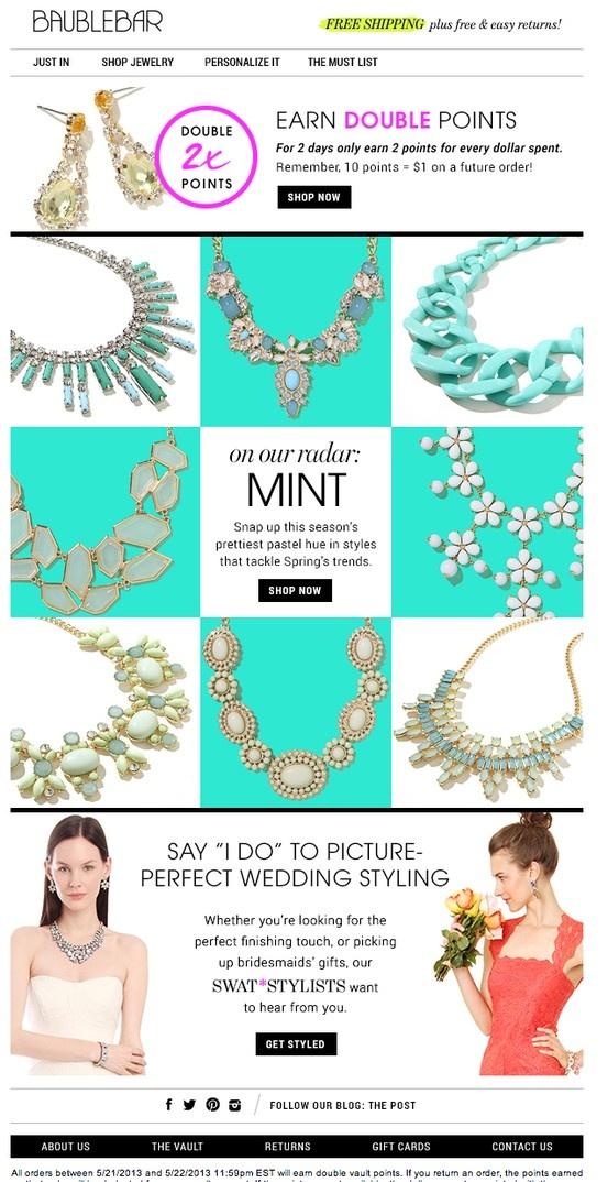 Best Newsletter Design Ideas Images On Pinterest Email