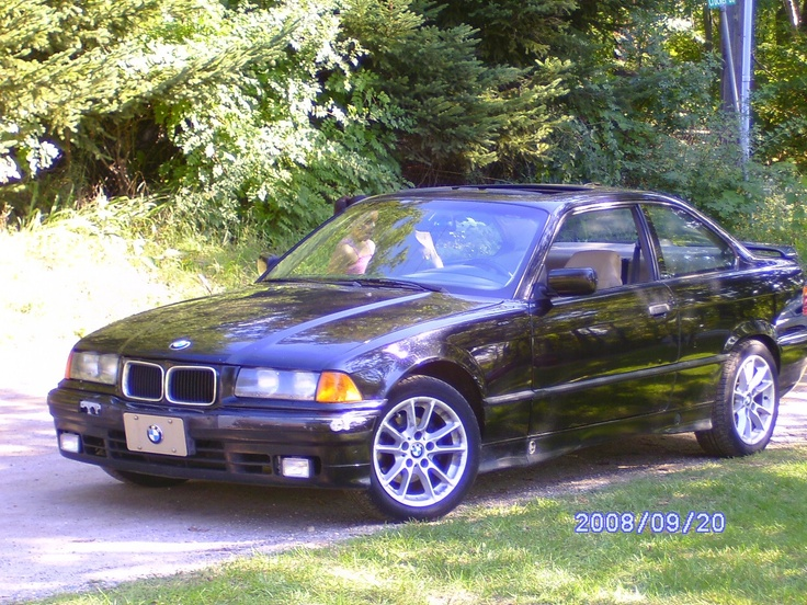 1992 BMW 318 Is