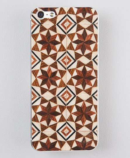 Taracea wood skins for iPhone5 - MEXUAR