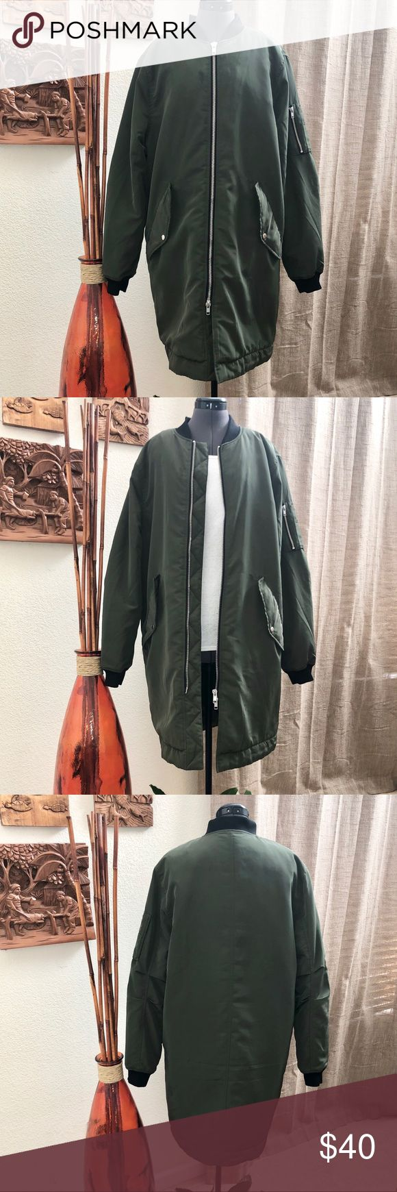 H&M Men's Coat (With images) Men s coat, Jacket design