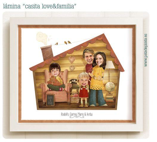 Ilustración, orlas, Invitaciones bautizo, comunión, cumpleaños, diseño grafico: ÁRBOL GENEALÓGICO