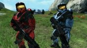 Halo Red vs Blue, a yout tube photo.  A funny take on a video game classic, Halo.