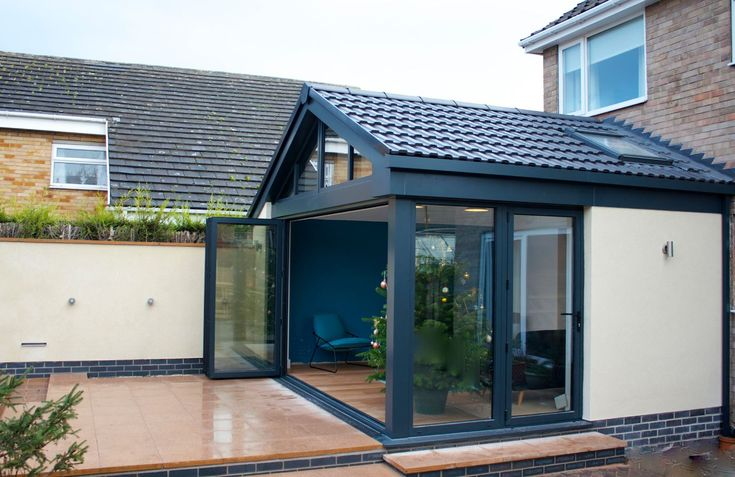 door ideas for rear extension - Google Search