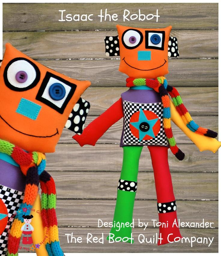 PDF - Isaac the Robot