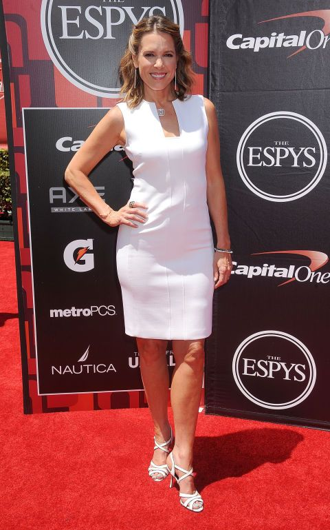 Hannah Storm at the EPSYs. See all the looks from the night.