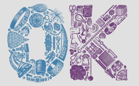 Friends of type #typography: Graphic Design, Friends, Design Ideas, Illustrations, Erik Marinovich, Illustration Typography Hand, Art, Design Typography, Type