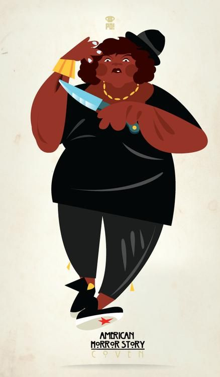 American Horror Story: Coven-Queenie