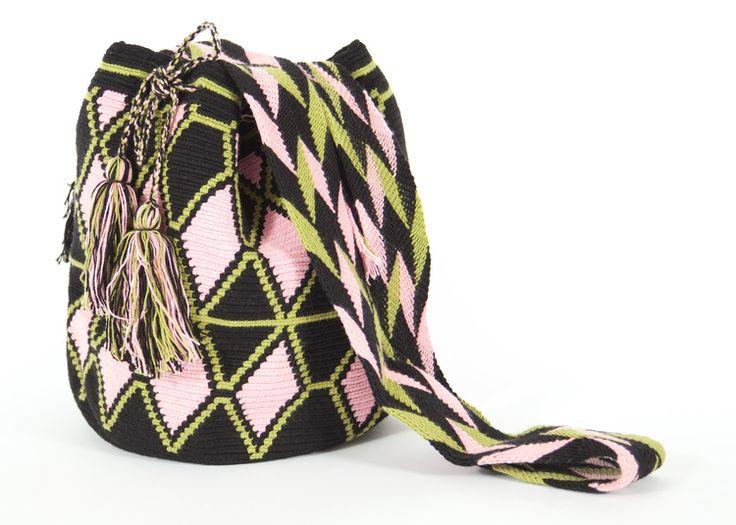 Stela 9 Pachamama mochila bag