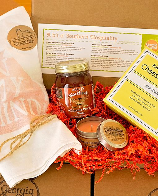 Southern Hospitality Gift Box