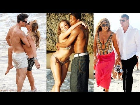 (62) 7 Guys Mariah Carey Has Dated! - YouTube