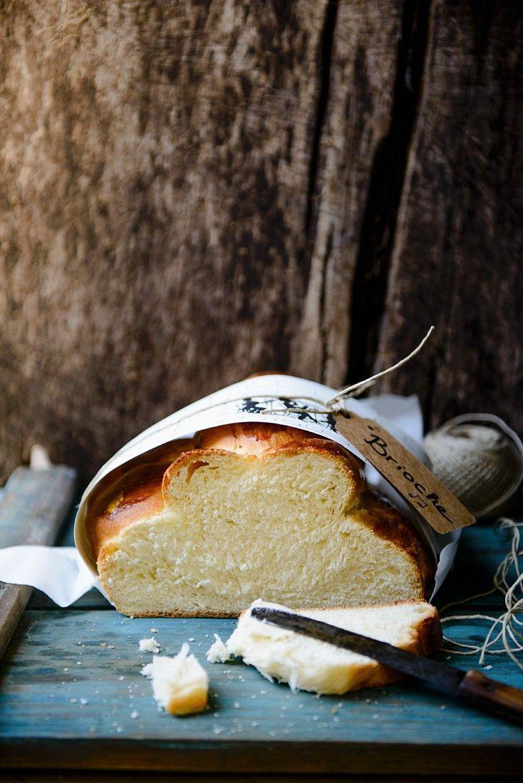 Brioche Bread recipe ~