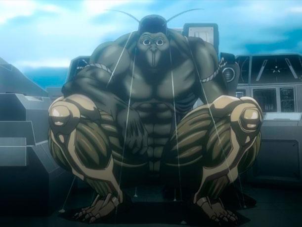 Anime: Mira el trailer de la película de Terraformars (VIDEO)