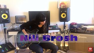 """Nili Brosh: """"Moon River"""" Arrangement   Check out this channel every Friday for a brand new lick! Download original music by Nili at http://apple.co/2keKKy2 For the first 147 licks check out Nili's Instagram page - http://ift.tt/2hDS08T #Nilick of the Week #148 is my own arrangement of Henry Mancini's """"Moon River"""" one of my all-time favorite classic tunes. Tone brought to you by the HeadRush unit - I have a signature series of tones coming out soon so stay tuned! For more Nili Brosh check…"""