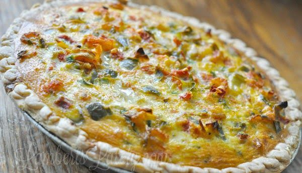 Check out this yummy recipe: Cajun Crawfish Quiche by Leslie @ Lamberts Lately!