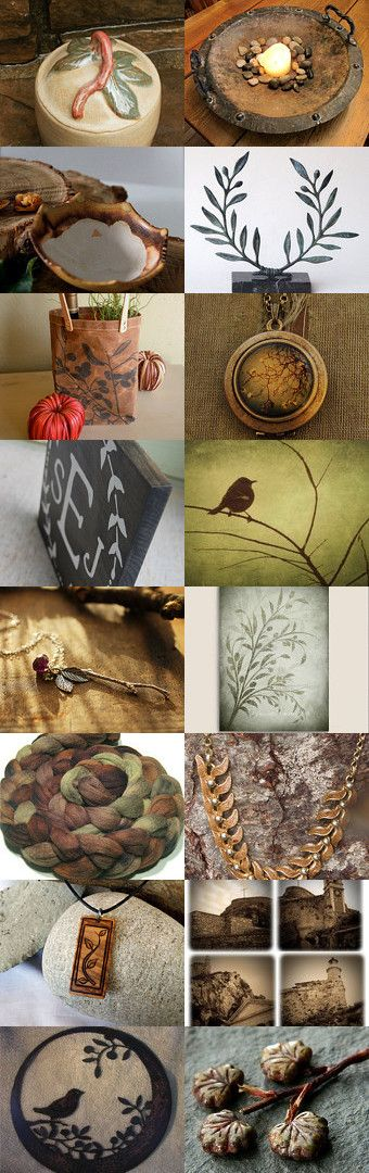 The Olive Branch by hideandhair on Etsy--Pinned with TreasuryPin.com
