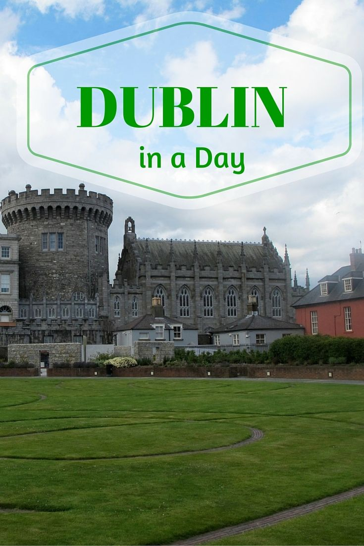 Dublin is a beautiful historic city not to be overlooked. If you have a day or a few hours to visit, explore these attractions!