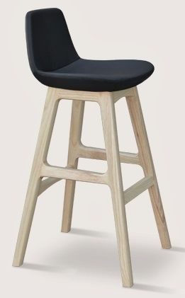 A Barstool Counter Stool Pera Wood Soho Concept Stools at Accurato Furniture Store San Diego