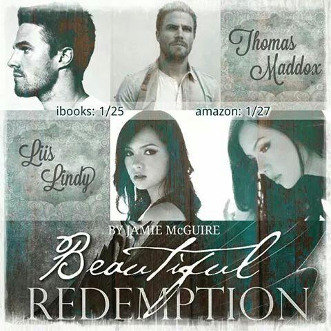 Beautiful Redemption -Thomas & Liis - Dois orgulhosos, um só coração...