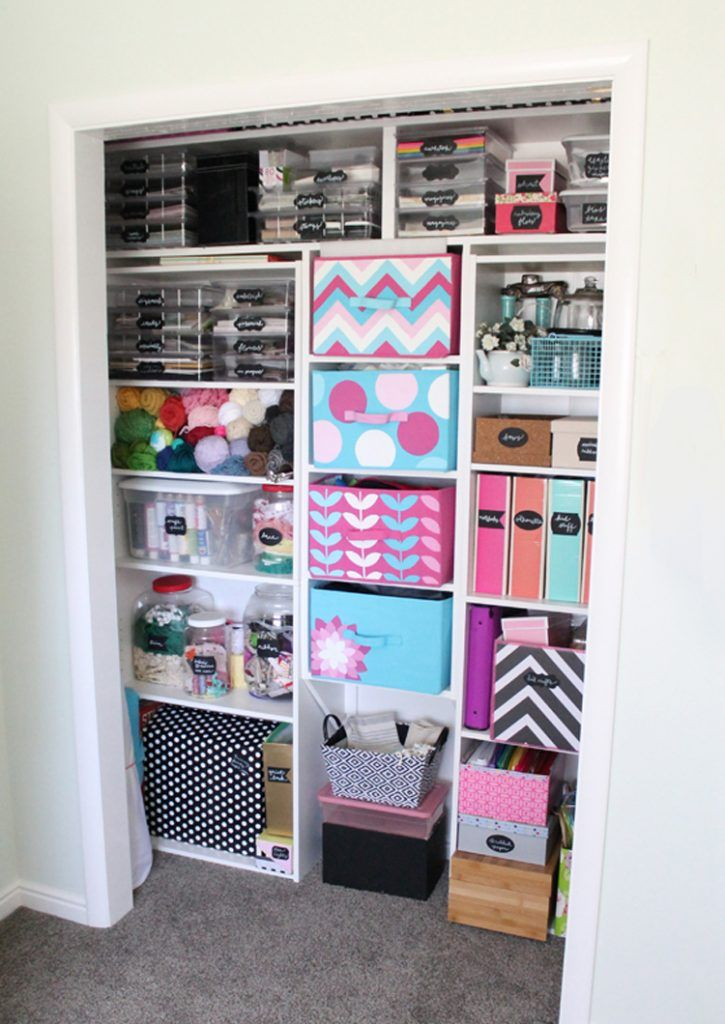 Colorful Craft Room Tour Craft Room Ideas On A Budget Craft