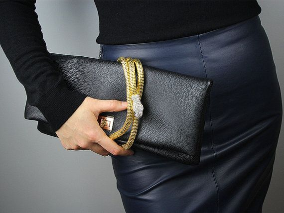 Image result for Oversized envelope or foldover clutches