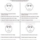 Kids follow the instructions to play Simon Says. Teaches french immersion students simple reading and parts of the face....