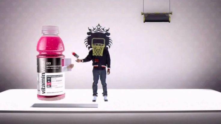 """""""Vitaminwater"""", que combina água destilada com vitaminas, ervas e sabores! seu energetico completo! www.mundodasvitaminas.com"""