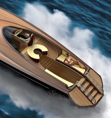 SUPERB YACHTS - Luxury Yacht... Beautiful wooden colours...